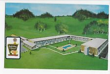 Vintage Postcard Bowie MD Holiday Inn Maryland U. S. Highway 301