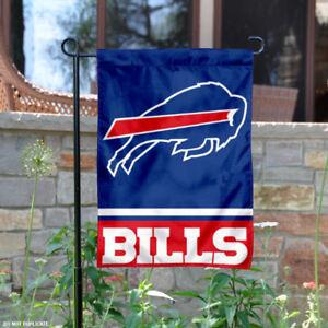 Buffalo Bills Garden Flag and Yard Banner