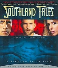 Southland Tales With Richard Kelly Blu-ray Region 1 043396263673