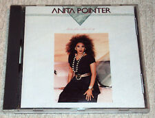Anita Pointer - Love For What It Is (CD) 1987