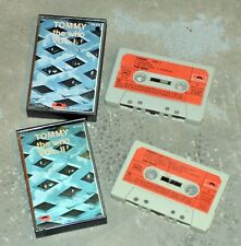 2 Cassettes Audio The Who - Tommy - K7