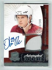 10-11 UD The Cup  Oliver Ekman-Larsson  /249  Auto  Patch  Rookie  All-Star