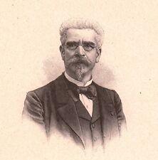Portrait Docteur Charles-Marie Gariel Médecine Physique Vulgarisation Science
