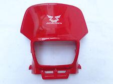 Zongshen ZS 125 GY Enduro Motorrad ORIGINAL Verkleidung Scheinwerfer Lampenmaske