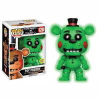 Figura Funko POP Toy Freddy 128 Five Nights at Freddy´s GITD