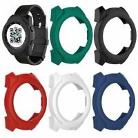 2018 New Colorful Silicone Case Cover Protector for TicWatch Pro Smart Watch MV