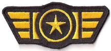 Captain America First Avenger - Kostüm Aufnäher Uniform Patch - zum Aufbügeln