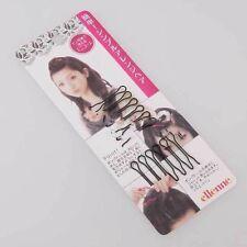 Ellenne Lucky Trendy Stecknadeln Hochsteckfrisur Voluminizer Styling Haarspange