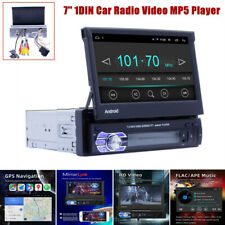 7'' 1DIN 1G+16G Car Stereo Radio Video MP5 Player GPS Bluetooth for Android& iOS