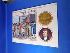 THE FUR FORT BOOK INFORMATION HISTORY HUDSONS BAY MACKINAC ISLAND MOOSE FORT
