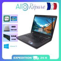 """Dell Latitude E5450 (PC Reconditionné) 14"""" Core i5 2,3 GHz / SSD 256 Go RAM 8 Go"""