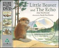 NEW - LITTLE BEAVER and the ECHO book with DVD   ( Michael Rosen)