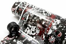 (22 EUR pro m²) 100x50 Stickerbombfolie Stickerbomb Autofolie sticker bomb