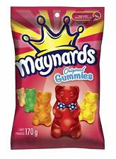 Maynards Orginal Gummies Candy (170g/6oz) Bags, 12 Pack, {Imported from Canada}