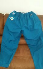 miami dolphins nike storm fit pants new without tags size 4XL mens