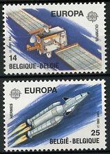 Belgium 1991 SG#3055-6 Europa, Europe In Space MNH Set #D2716