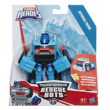 Playskool Heroes Transformers Rescue Bots Blue Optimus Prime