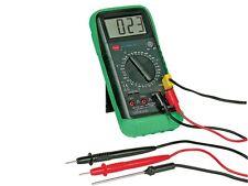 Velleman DVM890F DMM 130 Ranges/10A/Temperature Fahrenheit/Capacitance/Frequency