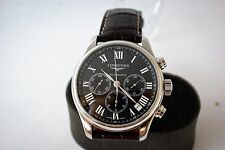 The LONGINES MASTER Collection Chronograph Automatic L.696.2 Wristwatch Date