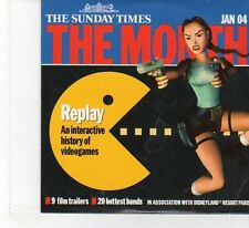 (FR370) The Sunday Times, The Month  - 2004 CD-ROM