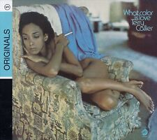 TERRY CALLIER : WHAT COLOR IS LOVE / CD