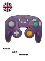 Nintendo Switch Compatible Wireless Gamecube Controller (Smash Bros) Bluetooth