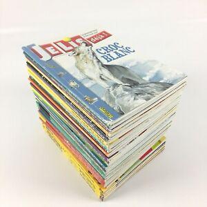 Je Lis Déjà + Mes Premiers J'aime Lire Lot 38 Magazines / Revue