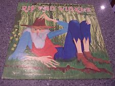Rip Van Winkle TAPE SPINNERS LP #UAC-11034 The Famous Theatre Company