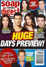 Days of Our Lives, Mary Beth Evans & Stephen Nichols - 2015 Soap Opera Digest