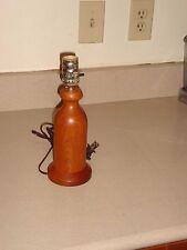 VINTAGE DANISH MODERN TEAK LAMP FOR DESK, KITCHEN OR BEDROOM