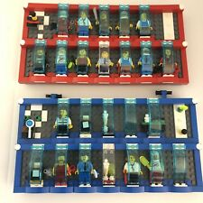 Lego Mini Figurine Lot Assortment with Cases READ