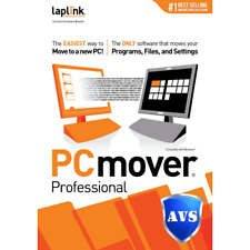 Laplink PCmover Professional -Activation Key Code Download Version Fast Shipping