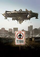 District 9 Movie Poster 18'' X 28'' ID:2