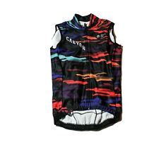 Women's 2019 Rapha Canyon/SRAM Team Thermal Cycling Vest, Black, Size S / 2 EUC