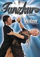 DVD Tanzkurs Walzer für Anfänger und Fortgeschrittene