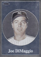 2001  JOE DIMAGGIO - Topps Chrome Baseball Card # BT10 - New York Yankees - Rare