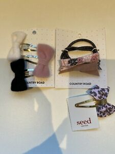 Country Road Girl Hair Accessories - BNWT