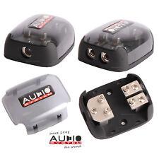 Audio System ZDB5 2-fach Mini-ANL Stromverteilerblock 35mm² Stromkabel Verteiler