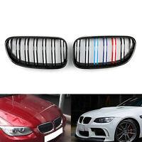 Avant Kidney Pare-chocs Grille Calandre Pour BMW E92 E93 LCI 2 Doors 2011-14 M ,