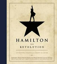 HAMILTON Lin Manuel Miranda (2016) AUDIOBOOK on CDs NEW Broadway Play script