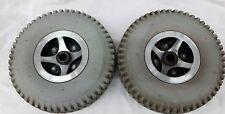 Elektromobil - Reifen Ersatzräder  3.00x4 / 260x85 Pannensicher gefüllt