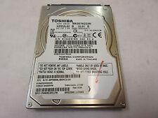 """Toshiba 500GB 5400RPM 2.5"""" SATA Laptop Hard Drive MK5076GSXN HDD2L52"""