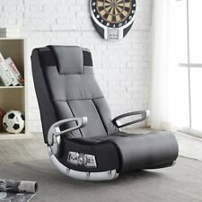 X Rocker II Wireless Video Game Chair 5143601, Black
