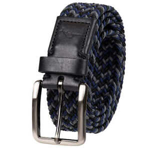 Tommy Bahama Men's Stretch Braided Belt New Free Shipping