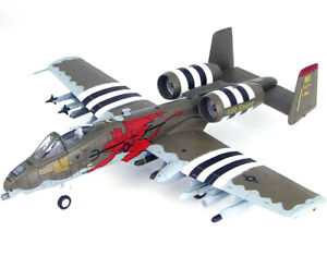 HM A-10C 107th squadron 100th anniversary commemorative painting 1/72  aircraft
