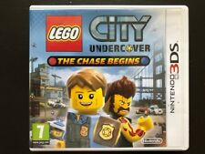 JEU NINTENDO 3DS : LEGO CITY UNDERCOVER : THE CHASE BEGINS