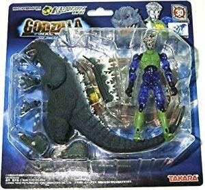 """Godzilla (Final Wars Version) """"Godzilla Microman Final Wars"""" Costumed Series"""