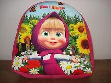 Soft stylish Backpack with a print Masha and  the Bear 4-7 years Masha i Medved