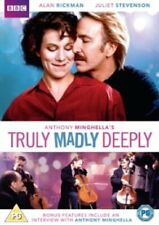 Truly Madly Deeply DVD 2018 Region 2
