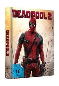 Deadpool - Teil: 2 - Uncut [2 Blu-ray's + DVD im Limited Mediabook/NEU/OVP]